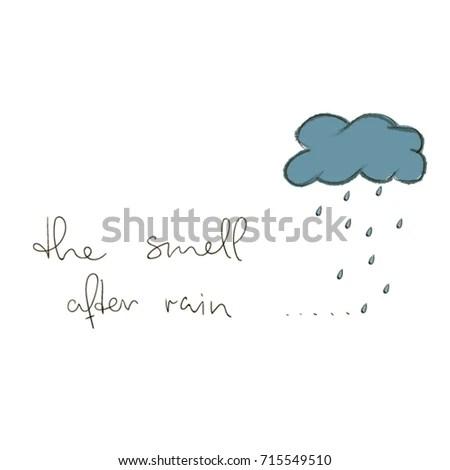 bau hujan