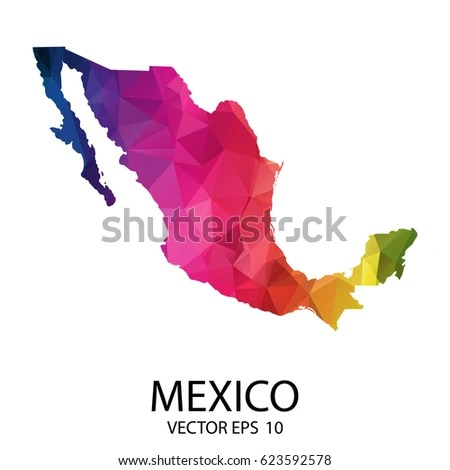 Mexico Map Stock Images, Royalty-Free Images & Vectors ...