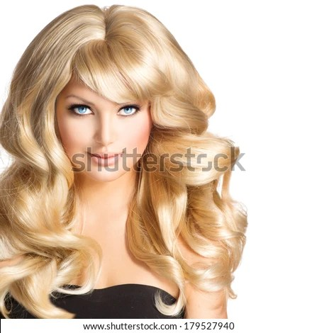 blonde wig stock images royalty free images vectors shutterstock