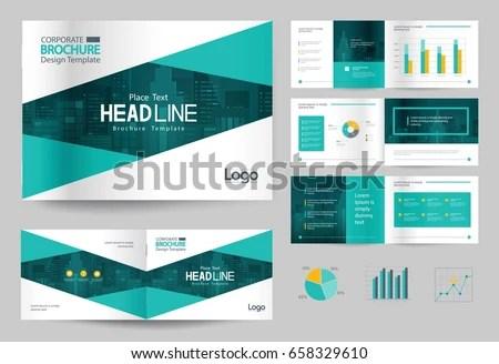 Interior design company profile template pdf for Free company profile brochure template