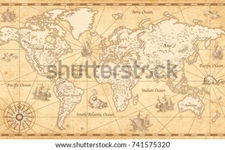 world map of mountains world » Full HD MAPS Locations - Another ...