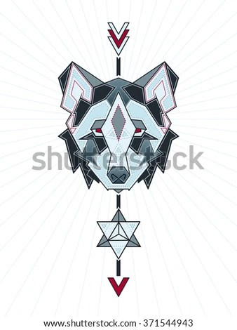 The Grey Wolf Symbol The Best Wolf 2018