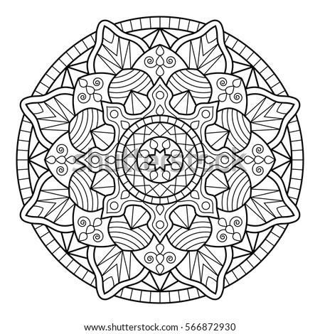 Arabic Mandala Stock Images Royalty Free Images Amp Vectors