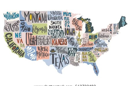 Download Your Maps HERE » us map of states | World Maps Collection