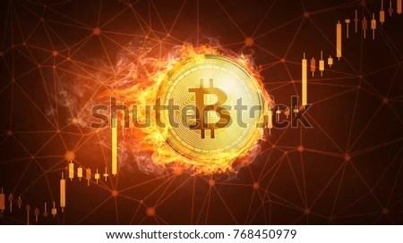 Trade stocks using bitcoin