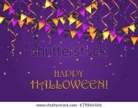 happy halloween streamers