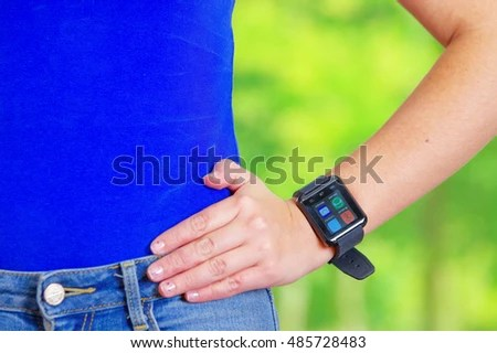 Hand Watch Stock Photos, Royalty-Free Images & Vectors ...