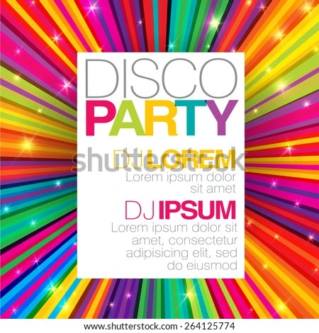 Disco Poster Stock Images Royalty Free Images Amp Vectors