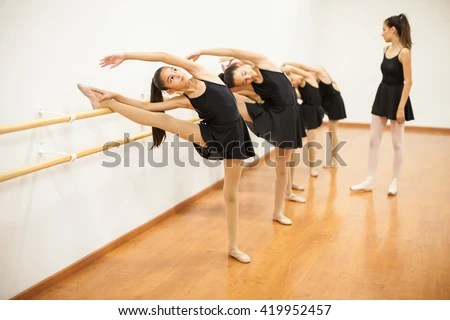 Ballet Lesson Stock Images, Royalty-Free Images & Vectors ...