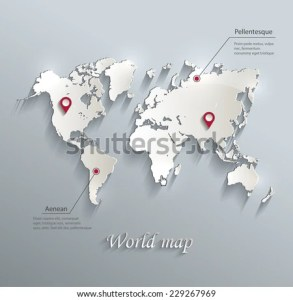 World Map Infographic Europe Map Europe Stock Vector 229267969     World map  infographic  Europe  map Europe  Europe vector  vector map