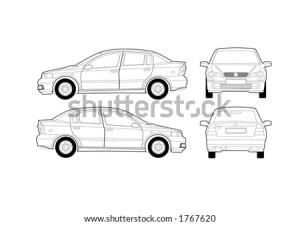 Car Diagram Stock Images, RoyaltyFree Images & Vectors   Shutterstock