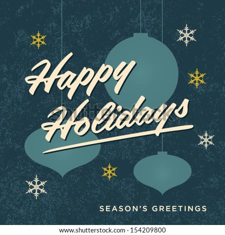 Happy Holidays Stock Images Royalty Free Images Amp Vectors