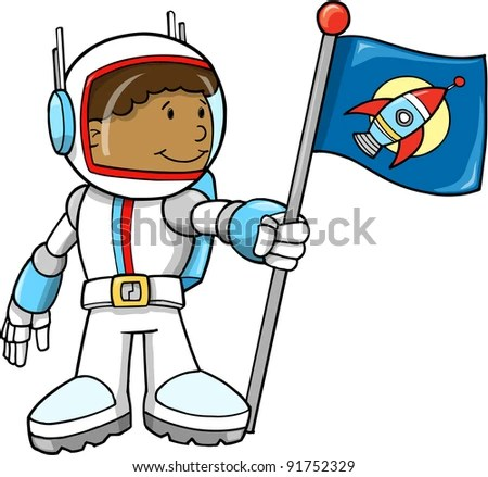 Astronaut Cartoon Stock Images, Royalty-Free Images ...