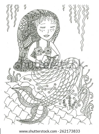 Maryna Ss Mermaids Set On Shutterstock