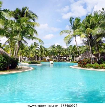 Atlantis Hotel On Paradise Island Nassaubahamas Stock Photo 70724473 Shutterstock