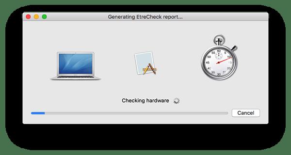 EtreCheck Pro 6.5 Mac 破解版 - 系统信息监测工具