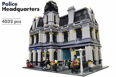 Hotel De Police Lego Full Hd Maps Locations Another World