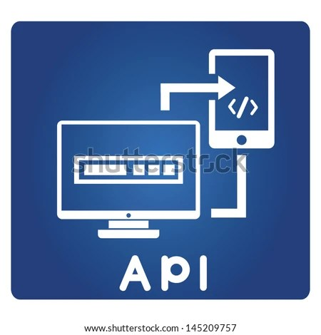 Application Programming Interface Stock Vector (Royalty ...