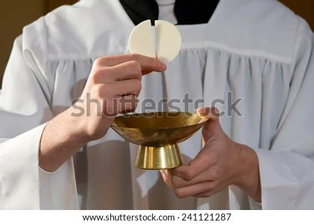 Most Holy Eucharist