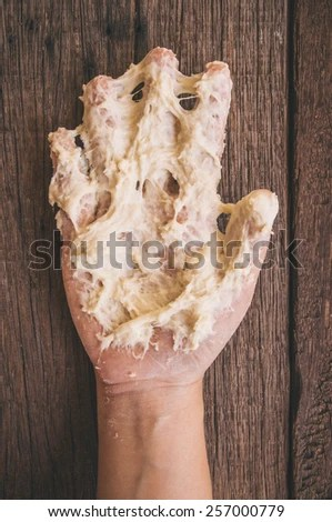 Sticky Hands Stock Images Royalty Free Images Amp Vectors Shutterstock