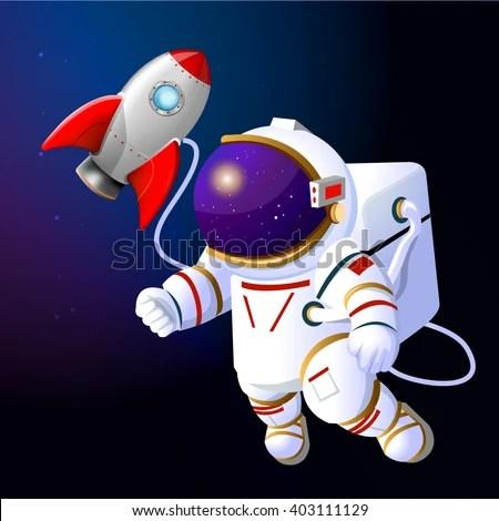 Astronaut Cartoon Stock Images RoyaltyFree Images