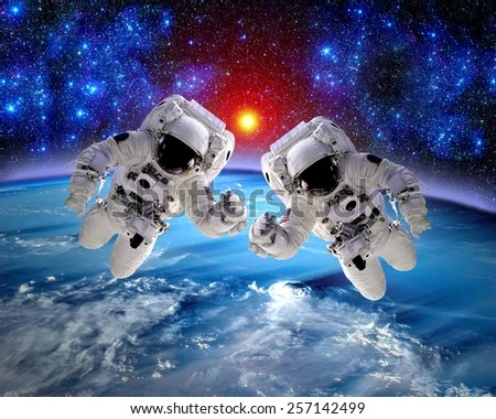 Astronauts Stock Photos Images Pictures Shutterstock