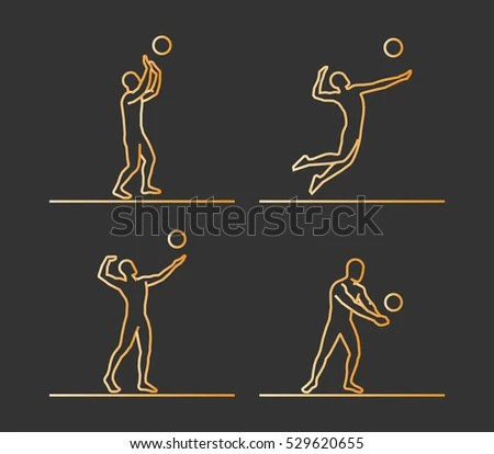 Volleyball Player Stock Photos, Royalty-Free Images ...