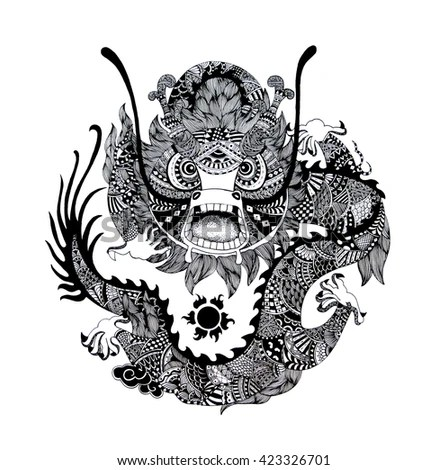 Warrior Skull Stock Vector 143431582 Shutterstock