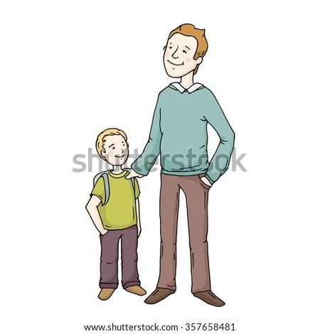 "Sapunkele's ""Family Characters"" set on Shutterstock"