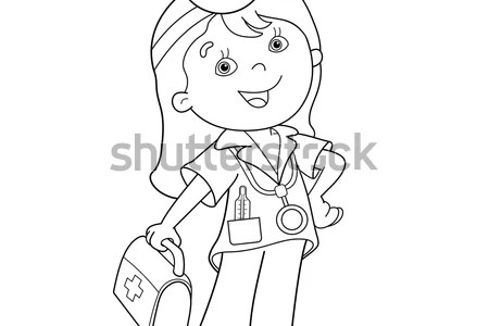 Female Doctor Drawing At GetDrawings Com Free For Personal Use X Indian Image Best IHeart Art Images On Pinterest Christmas