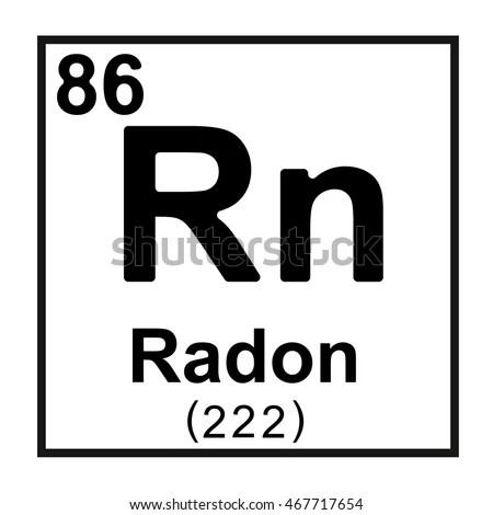 radon-symbol-periodic-table