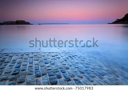 Guernsey Channel Islands Stock Images Royalty Free Images
