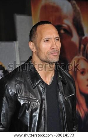 Dwayne Johnson Aka The Rock Stock Images, Royalty-Free ...