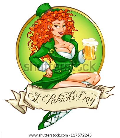Irish Girl Stock Images, Royalty-Free Images & Vectors ...