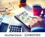 stock photo businessman writing business plan growth concept 224800585 - Mengapa Perencanaan Bisnis Sangat Diperlukan Sebelum Memulainya?