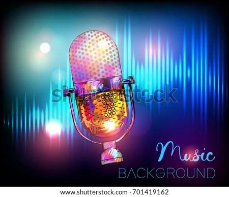 Karaoke Vector Stock Images Royalty Free Images Amp Vectors
