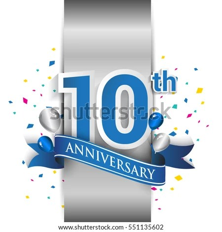 anniversary celebration new year clip art