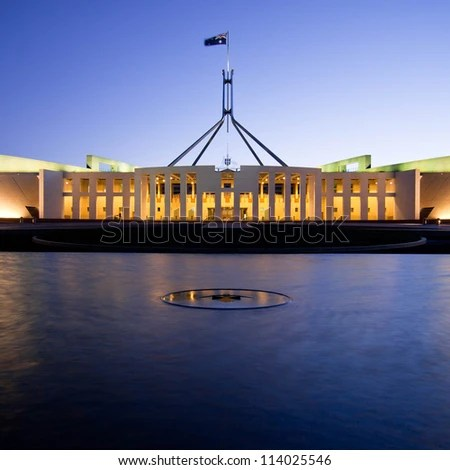 Parliament House Canberra Stock Images, Royalty-Free ...