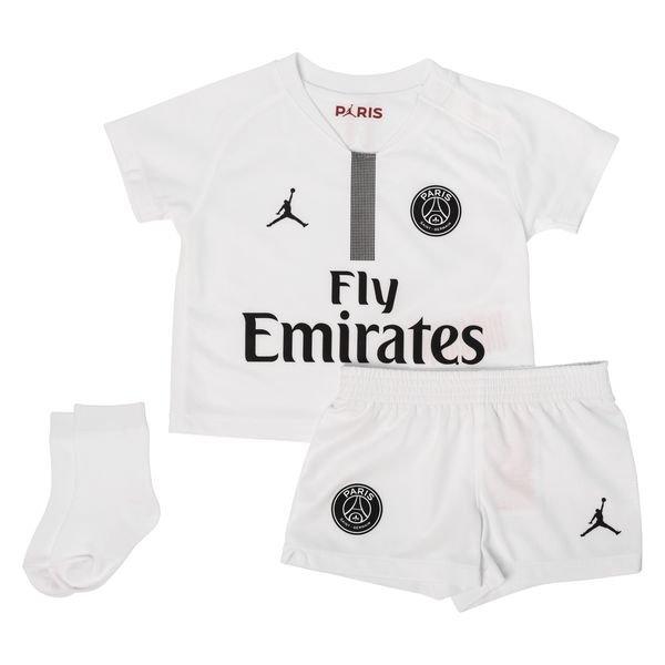 paris saint germain auswartstrikot jordan x psg chl 2018 19 baby kit kinder