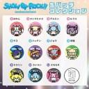 【SHOW BY ROCK !! 】ショウバイロック 缶バッチましゅまいれっしゅ!!SB69 11種/アニメ・トーキョー(Anime Tokyo)