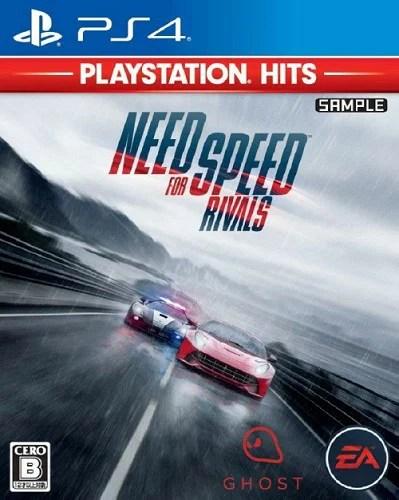 【PS4】ニード・フォー・スピード ライバルズ PlayStation Hits