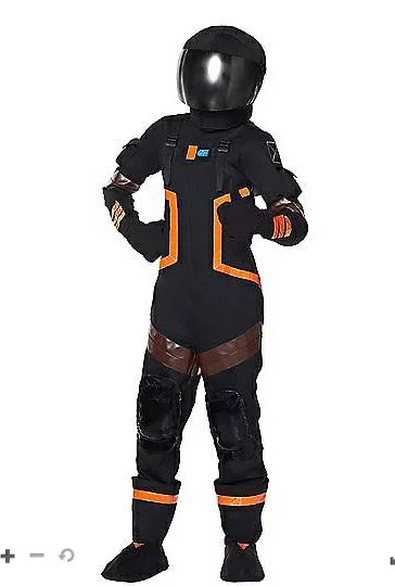 ダークボイジャー コスチューム フォートナイト Fortnite ゲーム ジュニア キッズ 子供 ハロウィン コスプレ イベント 衣装