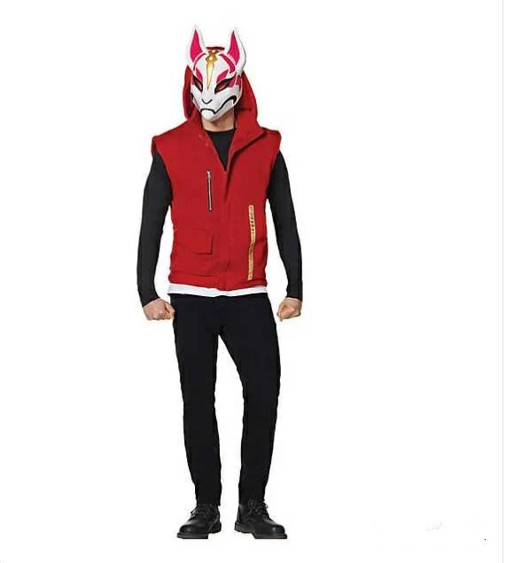 フォートナイト ドリフト コスチューム 大人 コスプレ 衣装 テレビゲーム