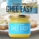 GHEE EASY ギーイージー 100g [ギー グラスフェッド バター バターオイル 無塩バター ] | オイル 油 食用油 ギーバター ギーオイル グ..