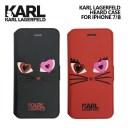 KARL iPhone8 iPhone7 iPhone SE(2020第2世代) にも対応 アイフォン8 アイフォン7 ケース 手帳……