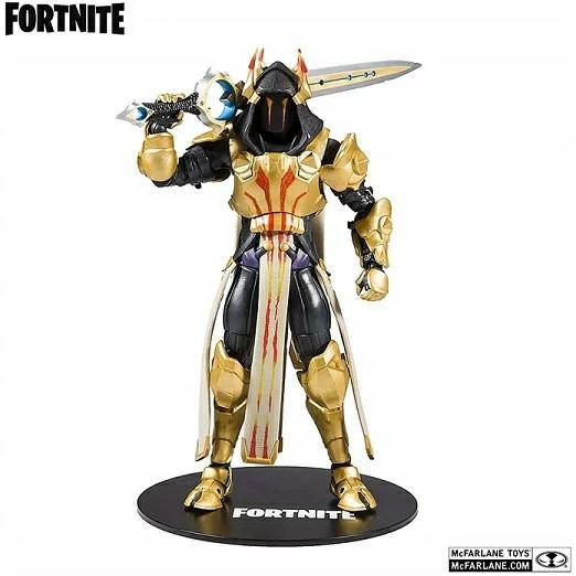 【McFarlane Toys】 Fortnite/フォートナイト アイスキング プレミアムフィギュア (28cm) The Ice King Premium Action Figure マクファーレントイズ おもちゃ/公式/フィギュア