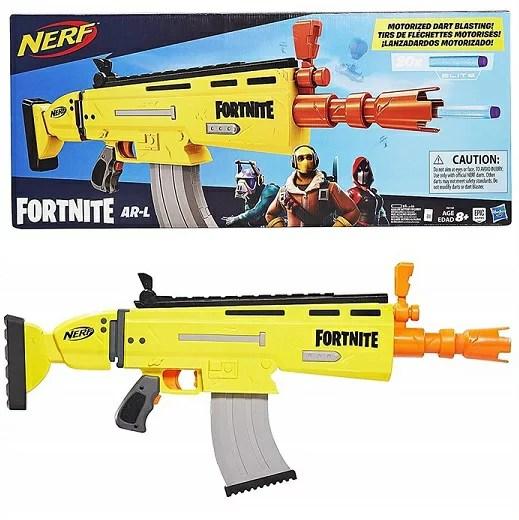 【NERF】ナーフ フォートナイト コラボ Fortnite AR-L Elite Dart Blaster ブラスター/スポーツトイガン/アウトドア/スポンジガン