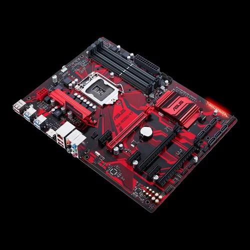 ASUS エイスース マザーボード EX-B250-V7 [LGA1151 B250]