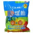 サラヤ Gains 匠の塩飴 マスカット・レモン・スイカ味 750g
