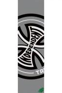 【MOB GRIP モブグリップ】9x33 INDEPENDENT TC GREY SHEETグリップテープ デッキテープ インディペンデント スケートボード スケボー ..